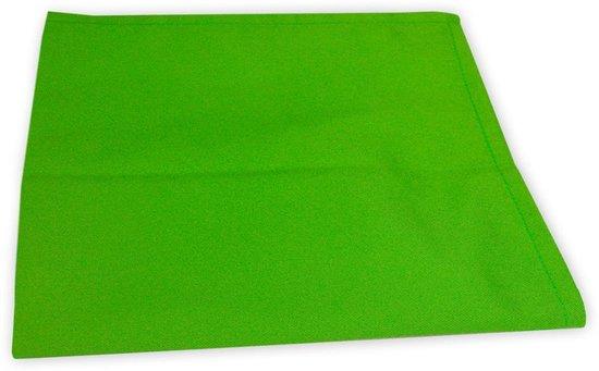 The One Theedoeken Lime Groen 50x70cm 5 stuks