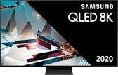 Samsung Series 8 QE65Q800T 165,1 cm (65'') 8K Ultra HD Smart TV Wi-Fi Titanium