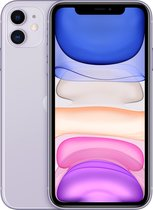 Apple iPhone 11 - 128GB - Paars
