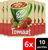 Unox Cup a Soup Tomaat - 6x (10 x 175 ml)