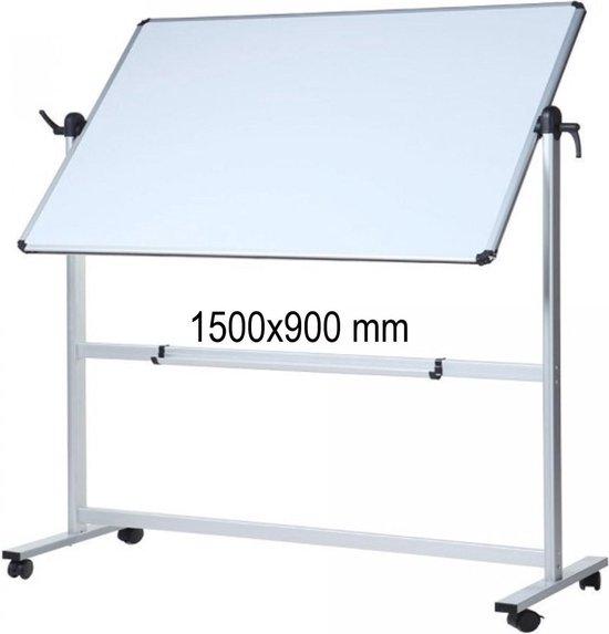 Viz Pro whiteboard - mobiel - magnetisch - 1500x900 mm