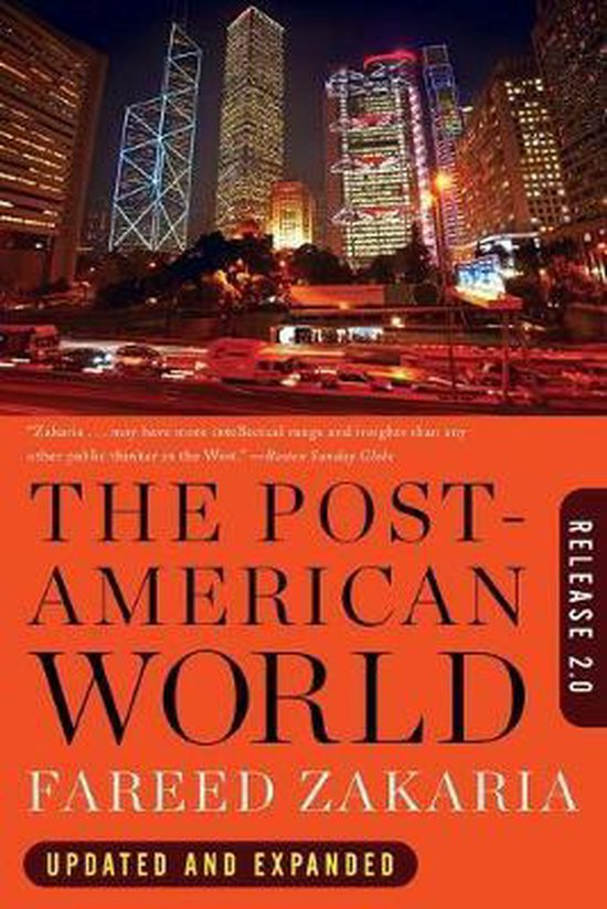 Boek cover The Post-American World van Fareed Zakaria (Paperback)