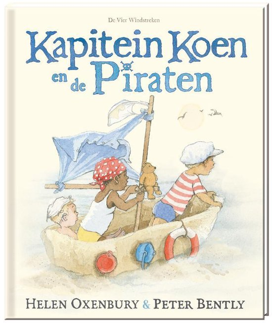 Koen - Kapitein Koen en de piraten - Peter Bently | Readingchampions.org.uk