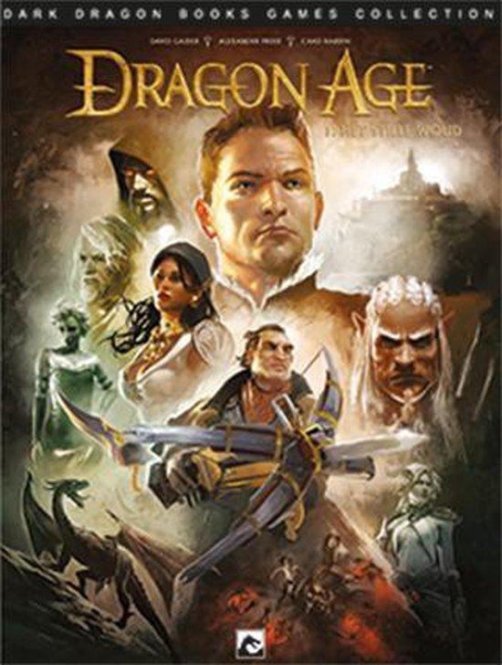 Dragon age 01. - David Gaider  