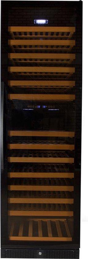 Koelkast: Vinata - Wijnkoelkast - 177 Flessen, van het merk Vinata