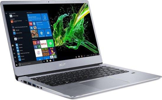 Acer Swift 3 SF314-41-R69Y - Zilver