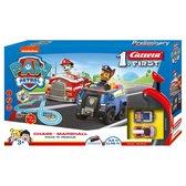 Afbeelding van Carrera First PAW Patrol Race N Rescue - Racebaan 2,9 m speelgoed