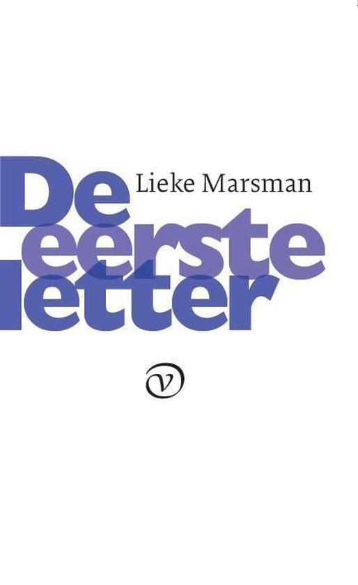 De eerste letter - Lieke Marsman | Readingchampions.org.uk
