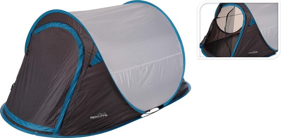 Redcliffs - 2 persoons pop up tent
