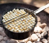 Esschert Design - Popcornpan - Kampvuur