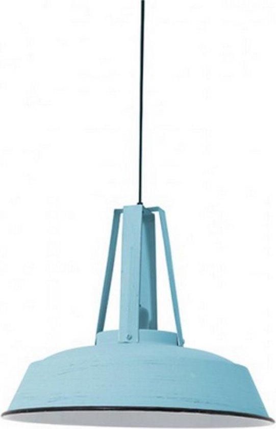 Livlight Inez L - Hanglamp - Lichtblauw