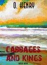 Boekomslag van 'Cabbages and Kings'