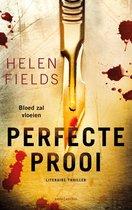 Boek cover D.I. Callanach 2 -   Perfecte prooi van Helen Fields (Paperback)