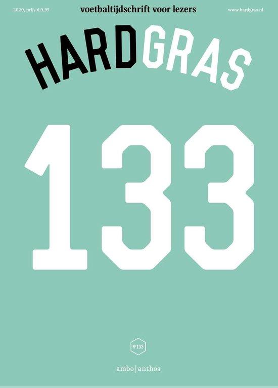 Hard gras 133 - augustus 2020 - Tijdschrift Hard Gras |