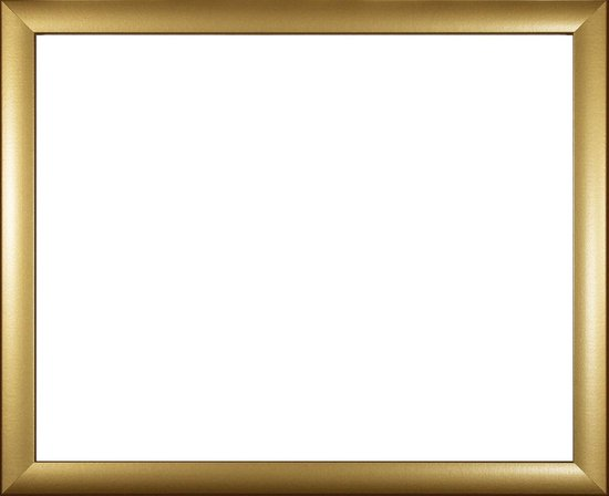 Homedecoration Colorado – Fotolijst – Fotomaat – 40 x 97 cm – goud mat