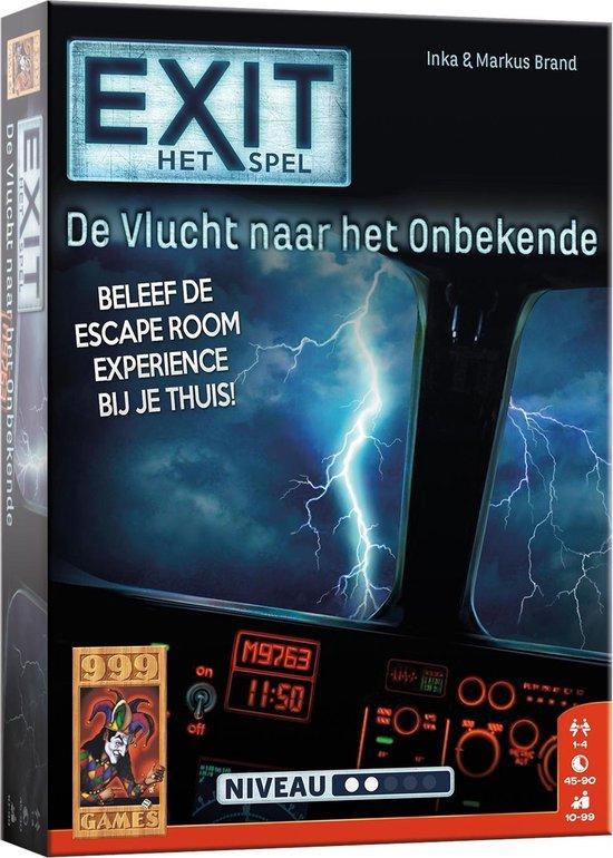 Afbeelding van het spel EXIT - De vlucht naar het onbekende Breinbreker