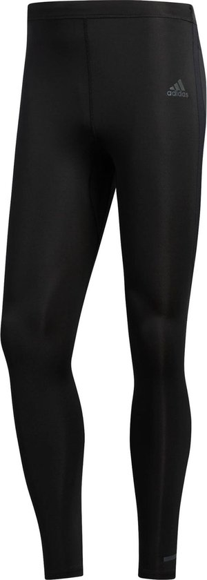 adidas Sportbroek - Maat M  - Mannen - zwart