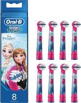 Oral-B Kids Frozen - Opzetborstels - 8