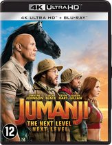 Jumanji : The Next Level (Ultra HD Blu-ray)