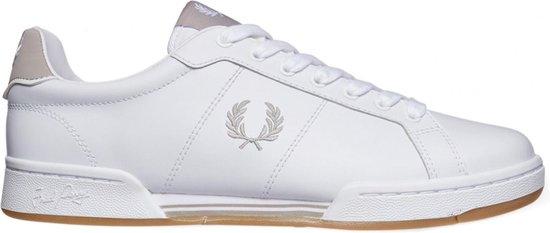 Fred Perry Sneakers - Maat 45 - Mannen - wit/grijs