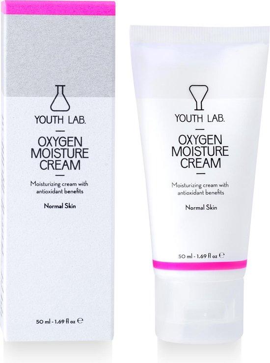 YOUTH LAB. Oxygen Moisture Cream vochtinbrengende crème gezicht Vrouwen 50 ml