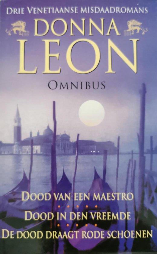 Drie venetiaanse misdaadromans - Donna Leon |