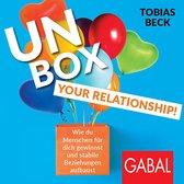 Omslag Unbox your Relationship!