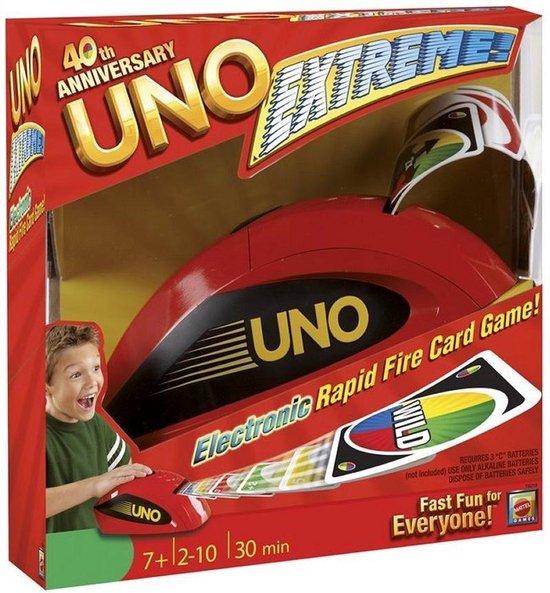 Uno Extreme - Kaartspel