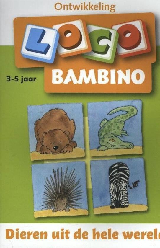 Loco Bambino - Dieren uit de hele wereld - Loco pdf epub