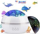 Babyfi ® - Multifunctionele babyprojector voor baby en kinderen - inclusief USB kabel & batterijen