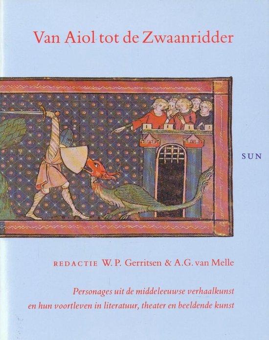 Van Aiol Tot De Zwaanridder - Tess Gerritsen |