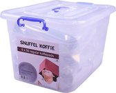 Koffie - Pads - Regular - geschikt voor SENSEO machine - VOORDEELVERPAKKING (6 x 50) 300 stuks - GRATIS opbergbox