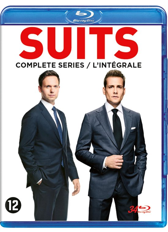 Suits Complete Series