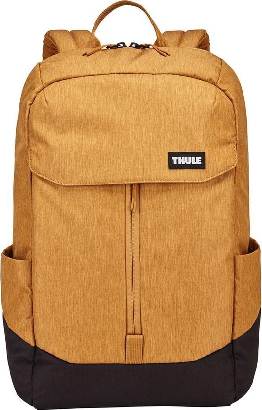 Thule Lithos Backpack - Laptop Rugzak - 20L / Woodthrus/Black