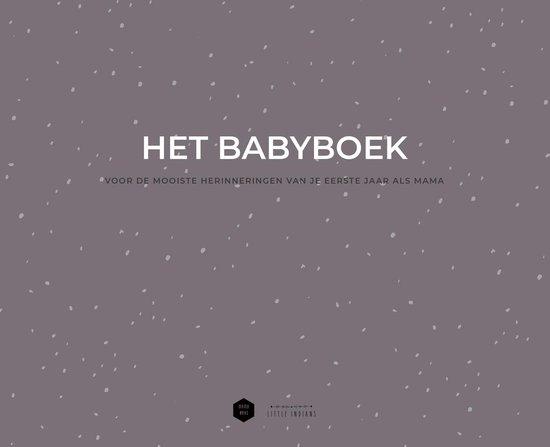 Mama Baas - Het Babyboek - Mama Baas  