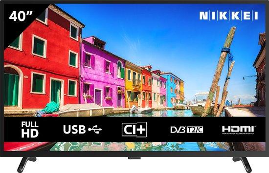 Nikkei NF4012 - Full HD TV