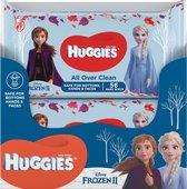 Huggies billendoekjes - Disney Frozen - 560 doekjes