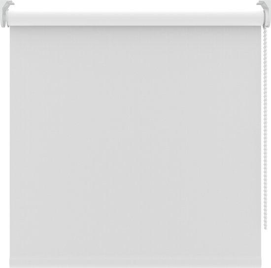 BloomTheRoom rolgordijn - Sneeuwwit - Verduisterend - 210x190 cm