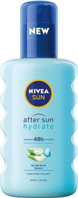 NIVEA SUN AFTER SUN HYDRATE HYDRATERENDE KALMERENDE SPRAY 200ML