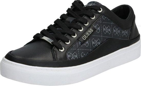GUESS Larry Heren Sneakers - Zwart-Grijs - Maat 43