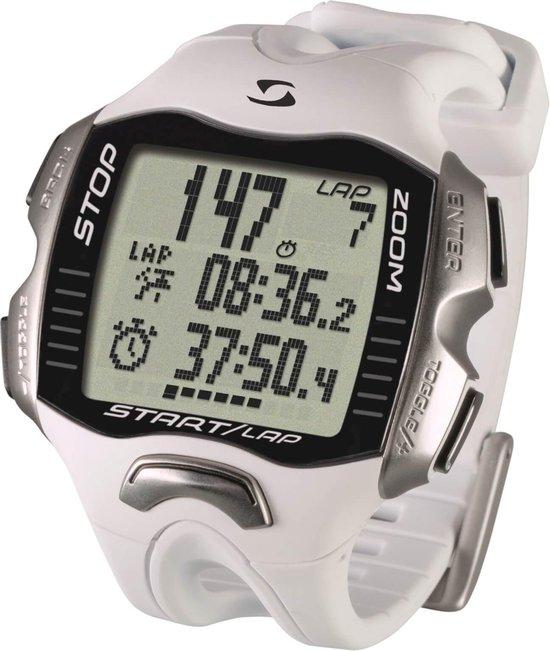 Sigma Sport RC Move - Sporthorloge - Bluetooth - Wit - Sigma