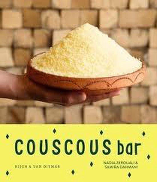 Boek cover Couscous van Nadia Zerouali (Hardcover)