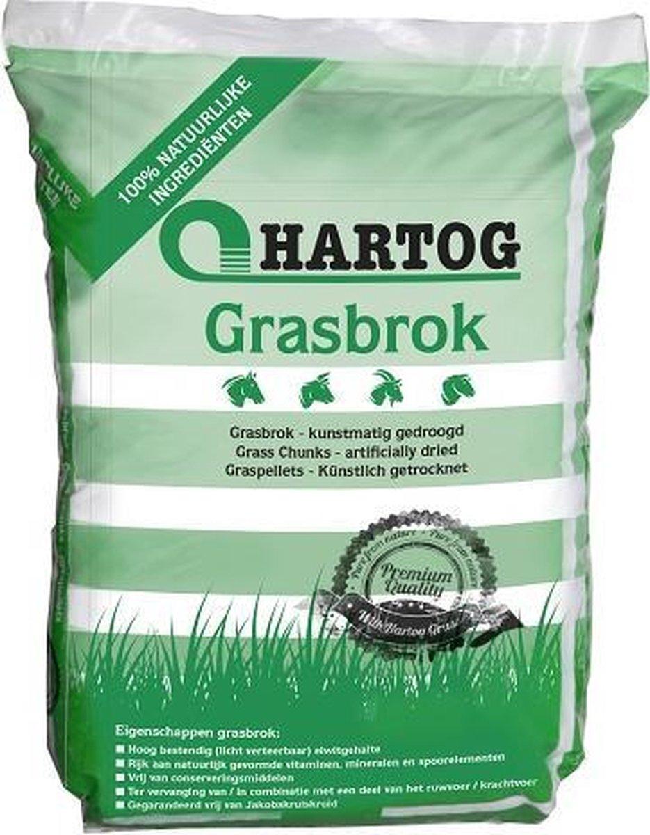 Grasbrok - Graspellets Hartog 20kg
