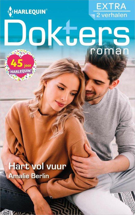 Doktersroman Extra 147 - Hart vol vuur - Amalie Berlin pdf epub