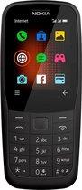 Nokia 220 4G Dual-SIM zwart