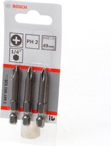 Bosch - Bit extra-hard PH 2, 49 mm