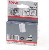 Bosch - Niet met fijne draad type 53 - 11,4 x 0,74 x 10 mm