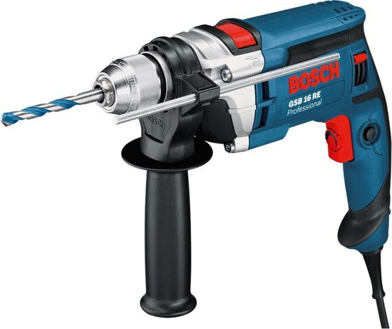 Bosch Professional GSB 16 RE Klopboormachine - 750 W