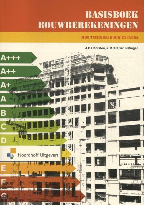 Basisboek Bouwberekeningen voor MBO - Onbekend pdf epub