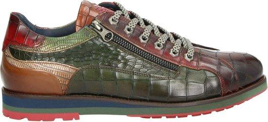 Lorenzi heren sneaker - Multi - Maat 47